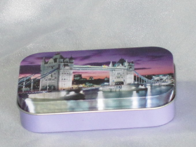 Rectangular Tins 107