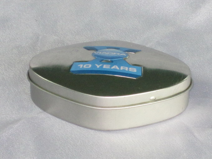 Rectangular Tins 112