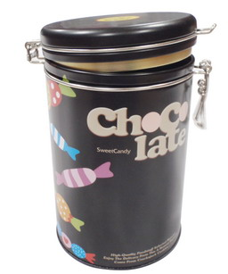 chocolate tin